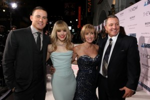 THE VOW -- Premiere,Stars&Couple-SonyPicA