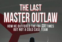 The Laster Master Outlaw Book, D.B. Cooper Case, Robert W. Rackstraw